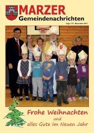 Folge 119 - Dezember 2011 - Gemeinde Marz