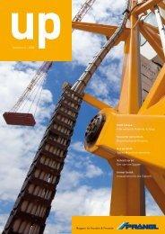 Magazin für Kunden & Freunde Hoch hinaus: Internationale ... - Prangl