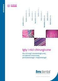 Katalog nici Serag Wiessner_PL.pdf - FM Dental Produkty Dla ...
