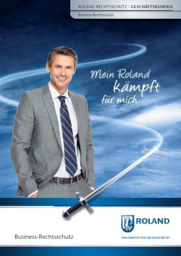 Business-Rechtsschutz - Roland Rechtsschutz