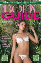 body guide august 2007 - FMMG.com