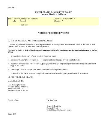Official Form