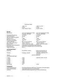 Technische Daten JUKE 1.6 l 5-türig Visia ... - Autohaus-Winkel