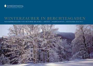 Download - InterContinental Berchtesgaden Resort