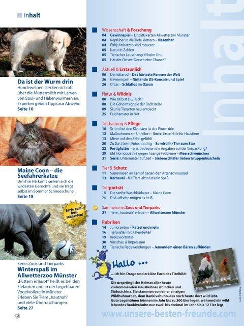 Februar - S & D Verlag