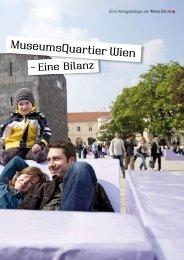 Eine Bilanz - Museumsquartier