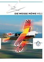 Download des Folders als PDF. - Weiße Möwe Wels