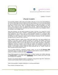 drugim - Focus, društvo za sonaraven razvoj
