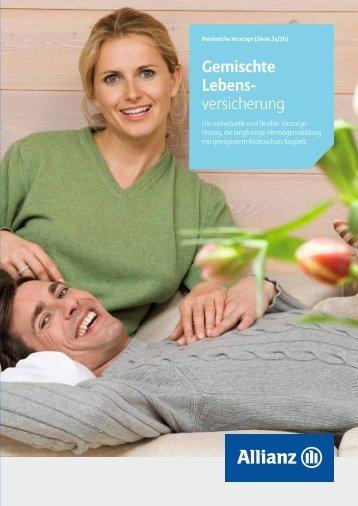 Produkt-Details Deutsch - Allianz Suisse