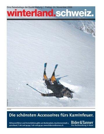winterland.schweiz. - Basler Zeitung