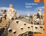 Experience Spain - Fodor's