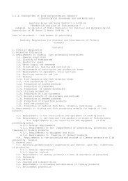 SanPiN 2.3.4.050-96 - European Commission