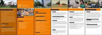 FaCulty For HuMaN SCieNCeS - fokus: DU