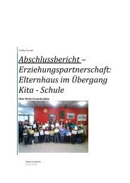Abschlussbericht Schulstart Otto-Wels-Grundschule ... - FörMig Berlin