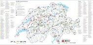 FLYER-Land Schweiz Karte 2013 als pdf
