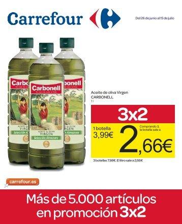 3x2 - Carrefour