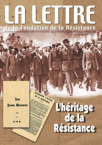 Télécharger au format PDF (607.9 Ko) - Fondation de la Résistance