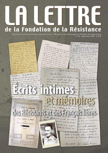 Télécharger au format PDF (989.9 Ko) - Fondation de la Résistance