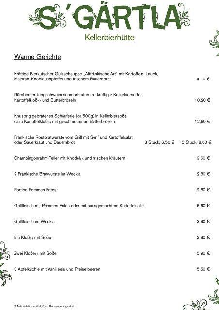 Kellerbierhütte - Dailydeal