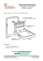 Table A Langer Bybo Nathi Plaquette De Presentation