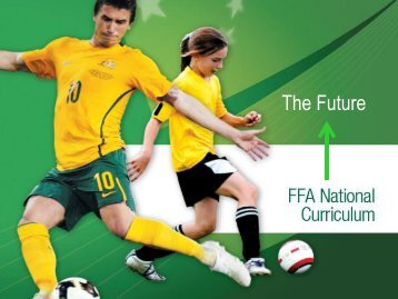 National Curriculum - Football Federation Victoria