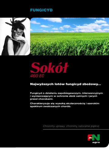 Sokol 460 EC - FiN Agro Polska
