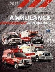 2013 Ford Ambulance Brochure   Ford.com