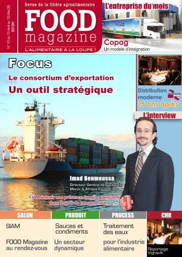 Copag - FOOD MAGAZINE