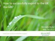 UK Retail Programme 2012 - Food Works
