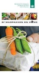 Gi' madpakken en hånd - Alt om kost
