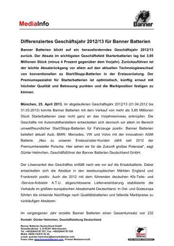Allershausen, 31 - Banner GmbH