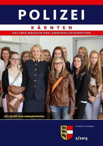 Ausgabe 2/2013 - Polizei Polizei