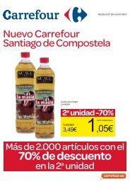 70% de descuento - Carrefour