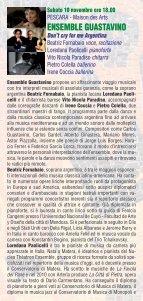 Sabato in Concerto - Fondazione Pescarabruzzo - Page 4