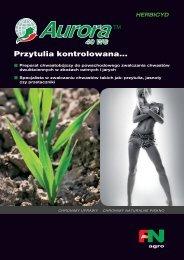 Aurora 40 WG - FiN Agro Polska