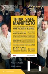 Read more in Fostering Safety section - FMC Corporation