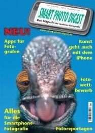 Zu unseren Musterseiten des neuen Magazins