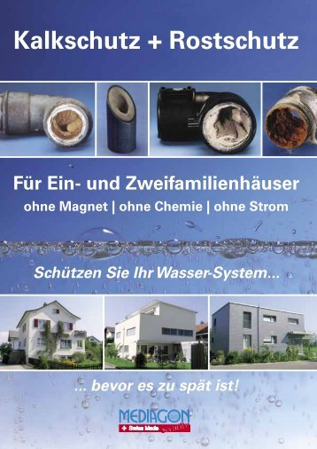 Kalkschutz + Rostschutz - Mediagon