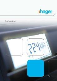 Energiezähler - Hager