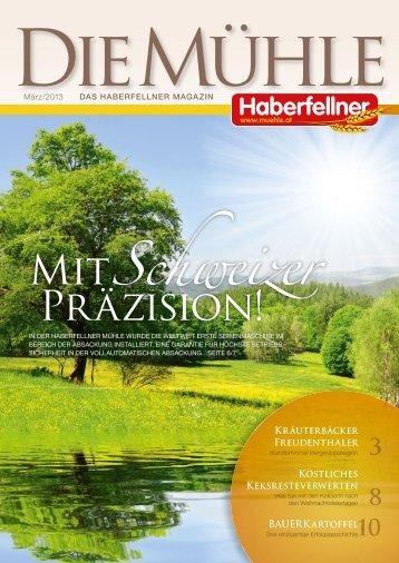 Die Mühle / Nr. 11 - Haberfellner