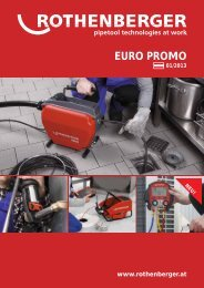 EURO PROMO - ROTHENBERGER