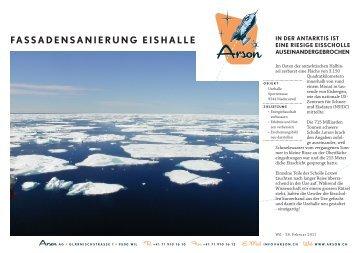 Approximative Kostenschätzung - Projektstudie ... - ARSON AG