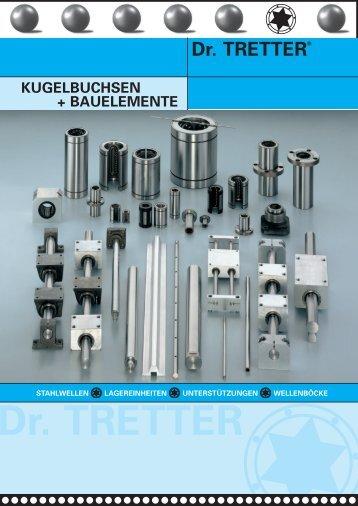 Katalog ansehen - Dr. Erich TRETTER GmbH + Co.