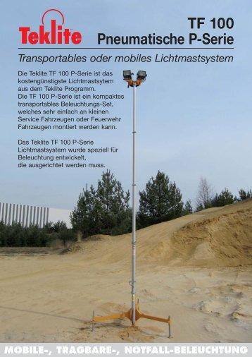 Broschüre TF 100 P - Indupro AG