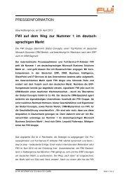 Pressetext FWI übernimmt Global Concepts - FWI Information ...