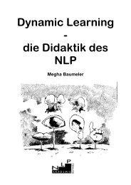 Megha Baumeler - NLP Akademie Schweiz