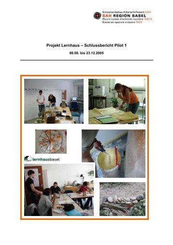 Projekt Lernhaus