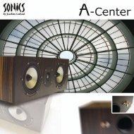 A-Center - Sound Revolution
