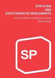 Wahl- und Abstimmungsreglement - SP Basel-Stadt