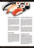 Katalog Sushi: gastronomie - Sushimania - Seite 2